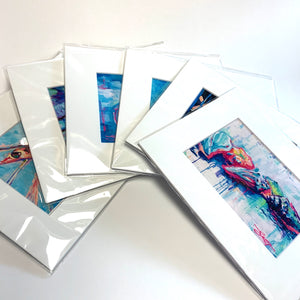 "Set of 12 8""x10"" Horizontal Prints"