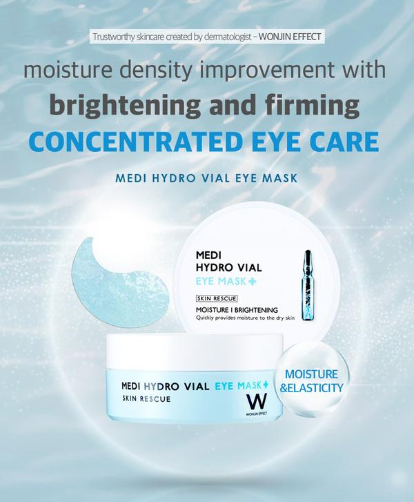 Wonjin Effect Medi Hydro Vial Eye Mask