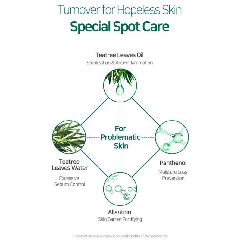 SOME BY MI 30DAYS MIRACLE TEA TREE CLEAR SPOT OIL 10ML