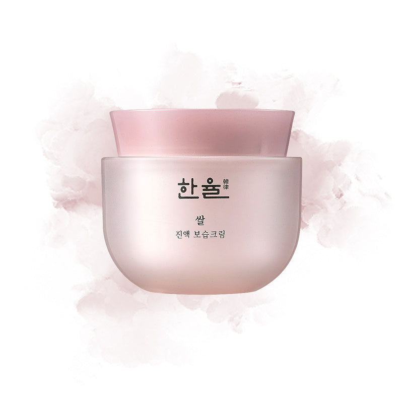 HANYUL RICE ESSENTIAL SKIN MOISTURE CREAM