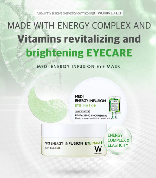 Wonjin Effect Medi Energy Infusion Eye Mask