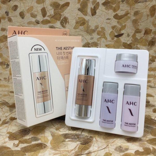 Ahc The Aesthe Ampoules Ampoule