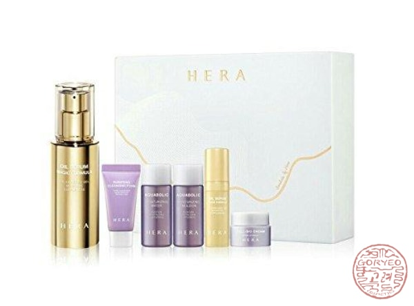 Amore Pacific Hera Oil Serum Magic Formula Special Limited Gift Set Set