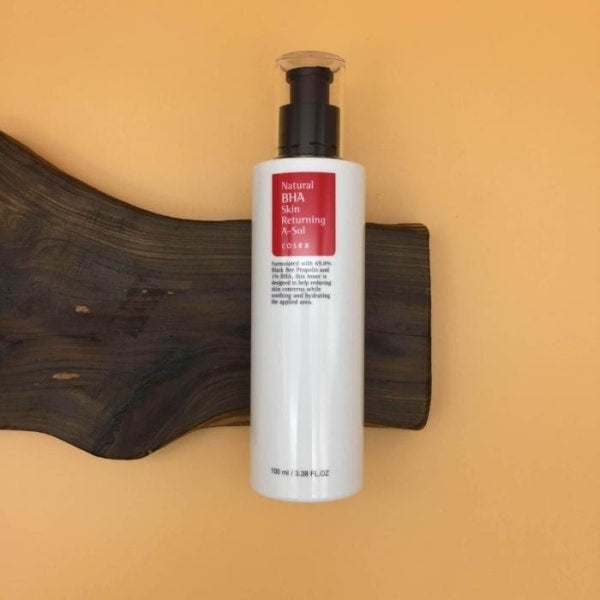 Cosrx Natural Bha Skin Returning A-Sol 100Ml Toner