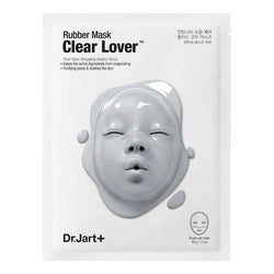 Dr. Jart Rubber Mask Clear Lover Modeling Mask