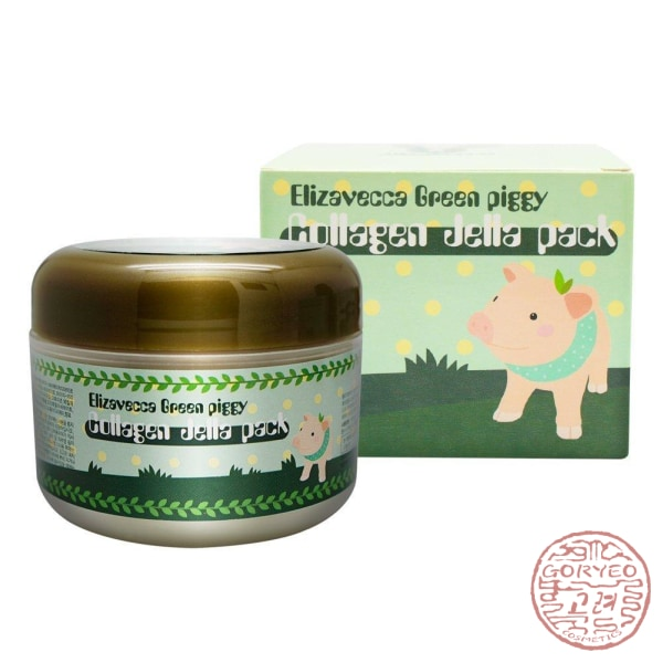 Elizavecca Collagen Jella Pack 100Gr Face Cream