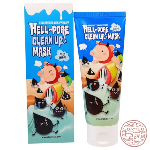 Elizavecca Hell-Pore Clean Up Mask 100Ml Mask