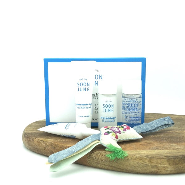 Etude House Soong Jung Skin Care Trial Kit Set