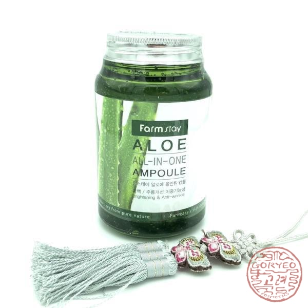 Farm Stay Aloe All-In-One Ampoule Ampoule