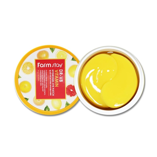 Farm Stay - Dr-V8 Vitamin Hydrogel Eye Patch Eye Patches