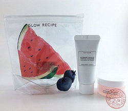 Glow Recipe Set Gentle Cleanser+Sleeping Mask Set