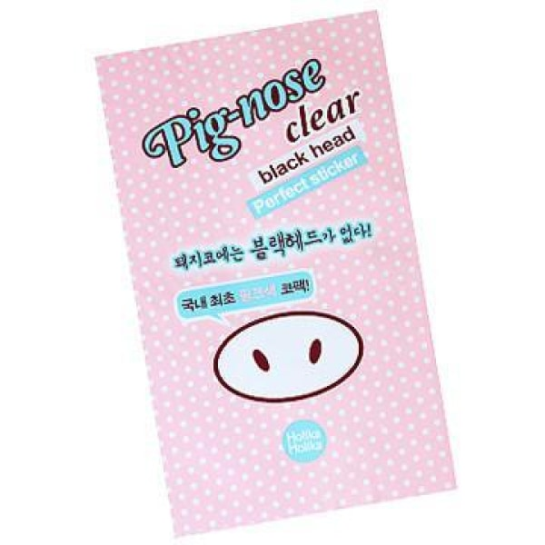 Holika Pig-Nose Clear Black Head Sticker Mask Sheet