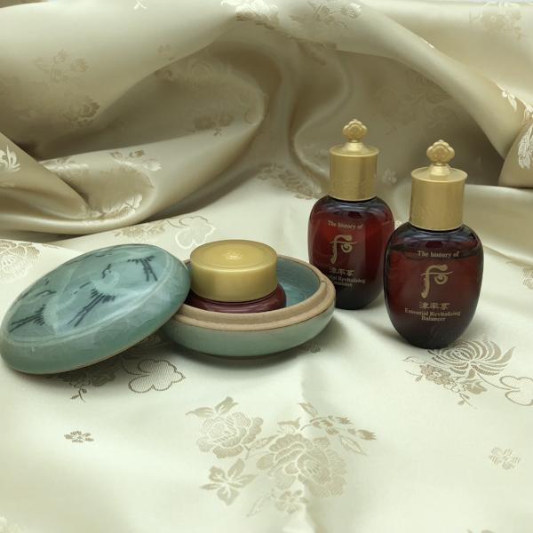 The History of Whoo Jinyulhyang Jinyul 3pcs special gift set