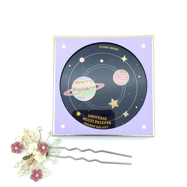 Etude House Universe Multi Palette #02 Golden Galaxy