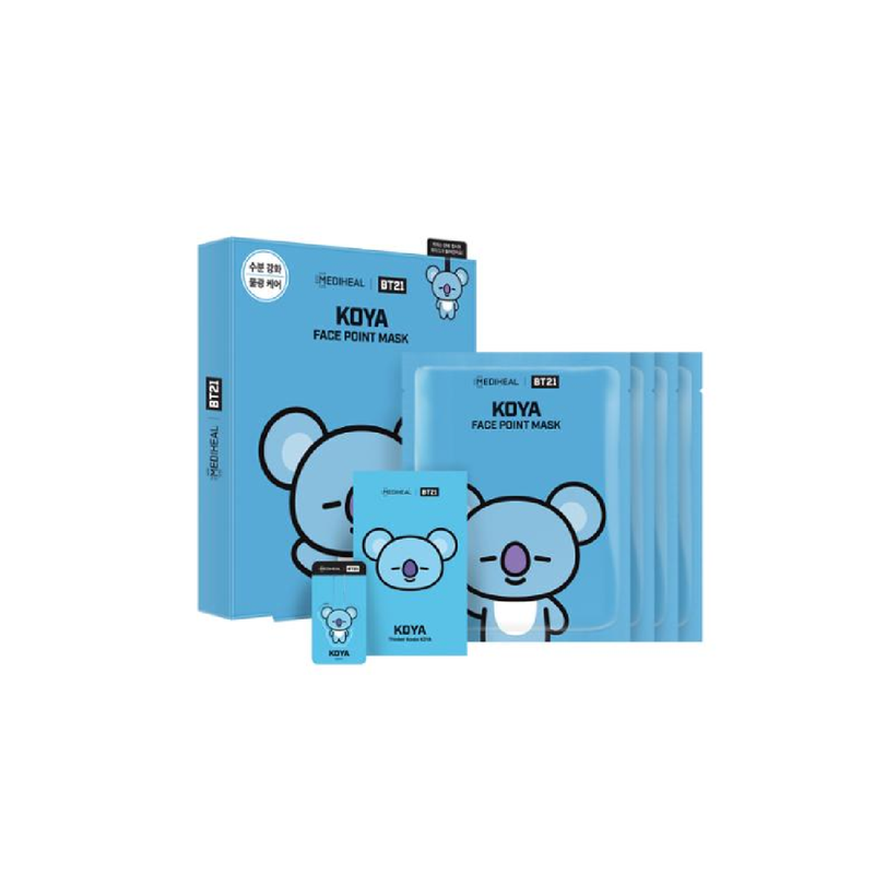 Mediheal x BT21 - Face Point Mask - Koya