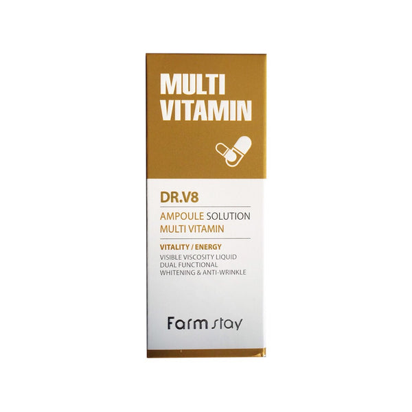 Farm Stay Dr.V8 Multi Vitamin Ampoule Solution 30ml