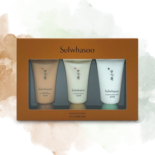 sulwhasoo set masks