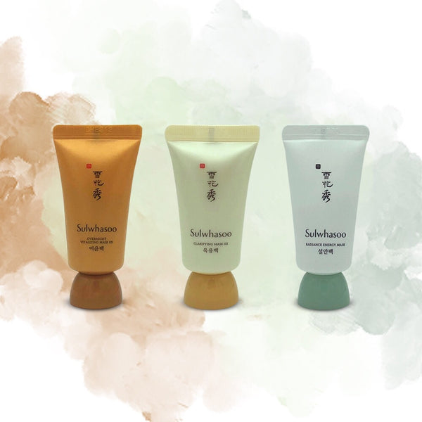 masks of sulwhasoo