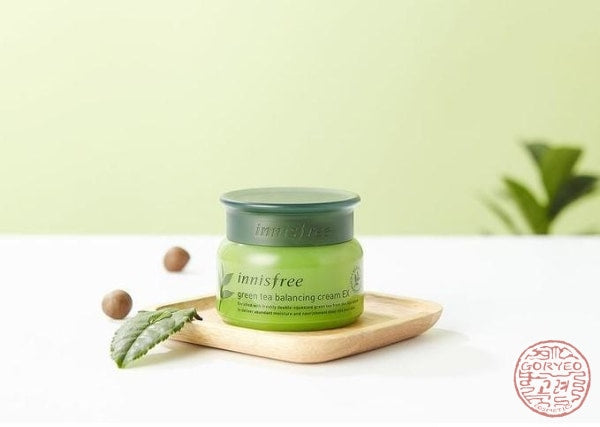 Innisfree - Green Tea Balancing Cream Ex 50Ml Face Cream