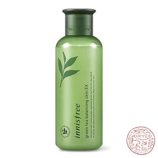 Innisfree - Green Tea Balancing Skin Ex Toner 200Ml Toner