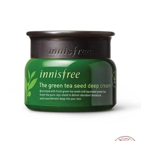 Innisfree - Green Tea Seed Eye Cream 30Ml Eye Cream
