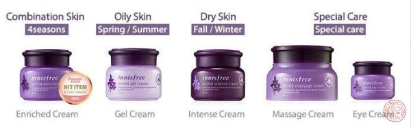 Innisfree Jeju Orchid Gel Cream 50Ml Face Cream
