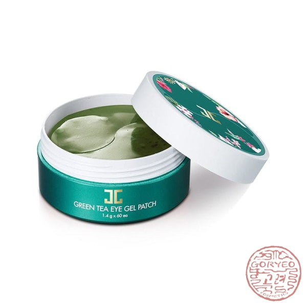 Jayjun Cosmetic Green Tea Eye Patch Eye Patches