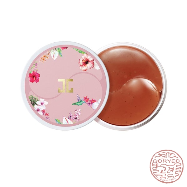 Jayjun Cosmetic Roselle Tea Eye Gel Patch Eye Patches