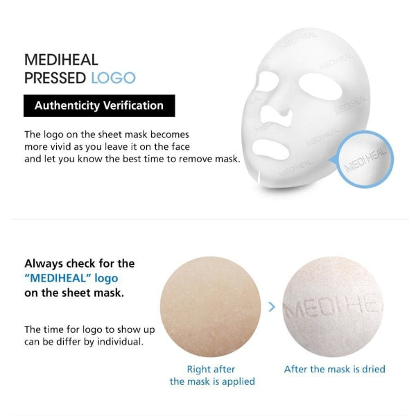 Mediheal Teatree Care Solution Essential Mask Ex. Mask Sheet