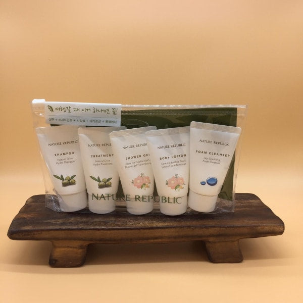 Nature Republic Special Trial Set Set