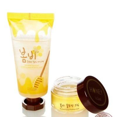 Papa Recipe Bombee Honeyed Pudding Set Set