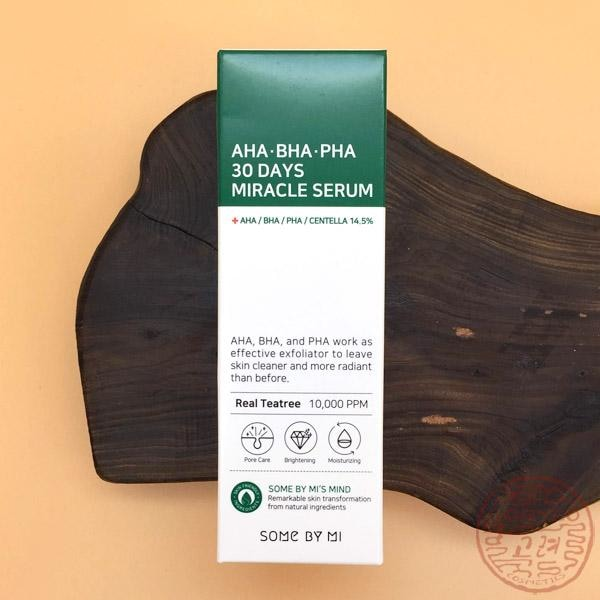 Some By Mi Aha.bha.pha 30 Days Miracle Serum 50Ml Serum