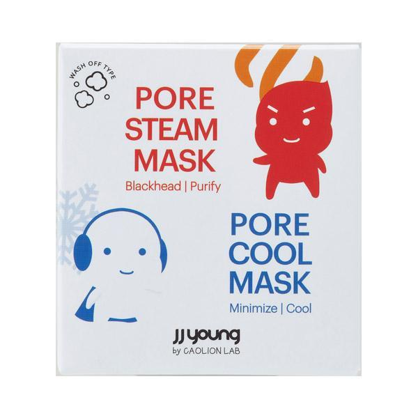 JJ YOUNG by CAOLION LAB Steam & Cool Pore Mask