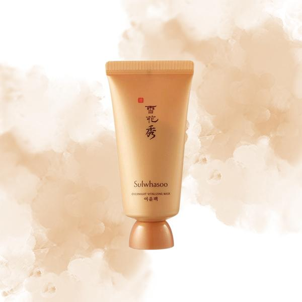 SULWHASOO OVERNIGHT VITALIZING MASK EX 30ML