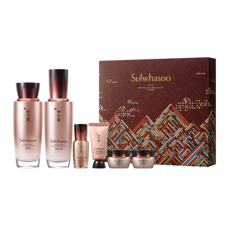 Sulwhasoo Timetreasure Skincare Set (2 Items)