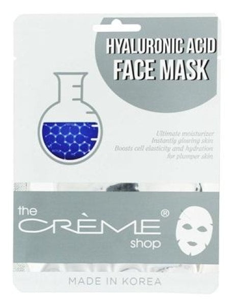 The Creme Shop Hyaluronic Acid Face Mask Mask Sheet