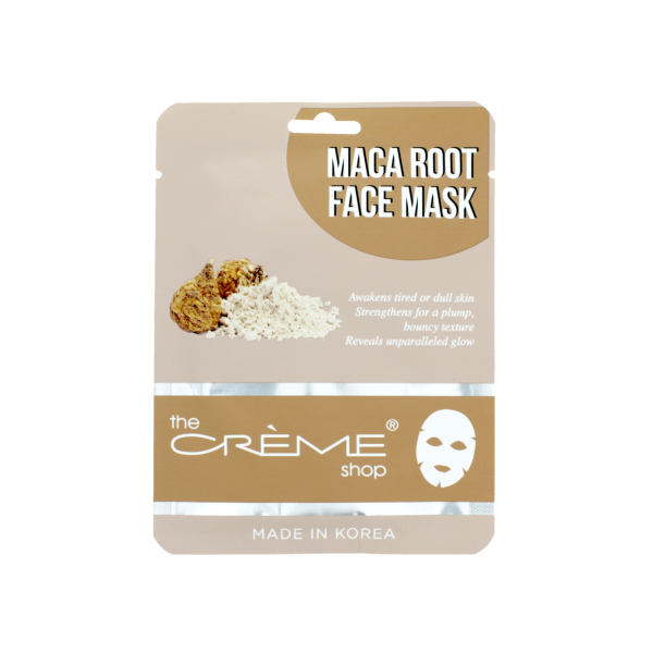 The Creme Shop Maca Root Face Mask Mask Sheet