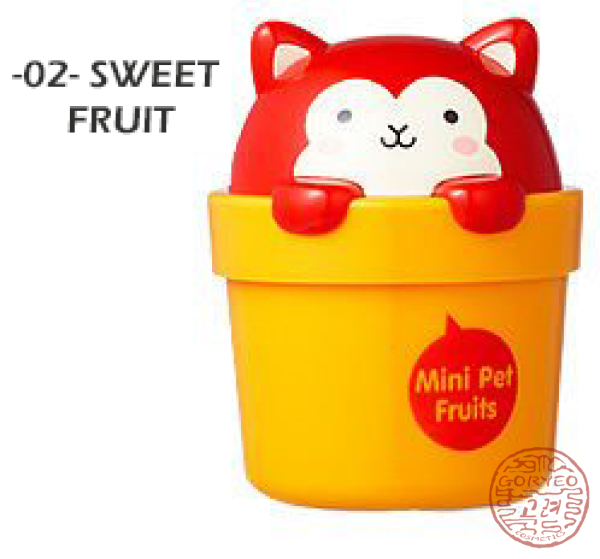 The Face Shop - Lovely Me:ex Mini Pet Perfume Hand Cream #2 Sweet Fruit Hand Cream