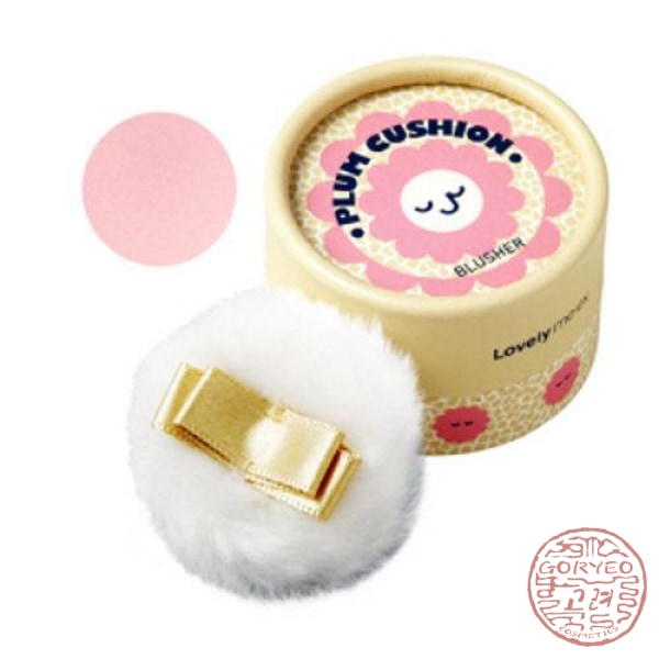 The Face Shop Pastel Cushion Blusher 5G Blusher