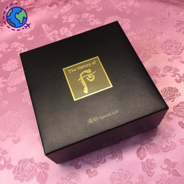 The History Of Whoo Hwanyu Special Gift Kit Set