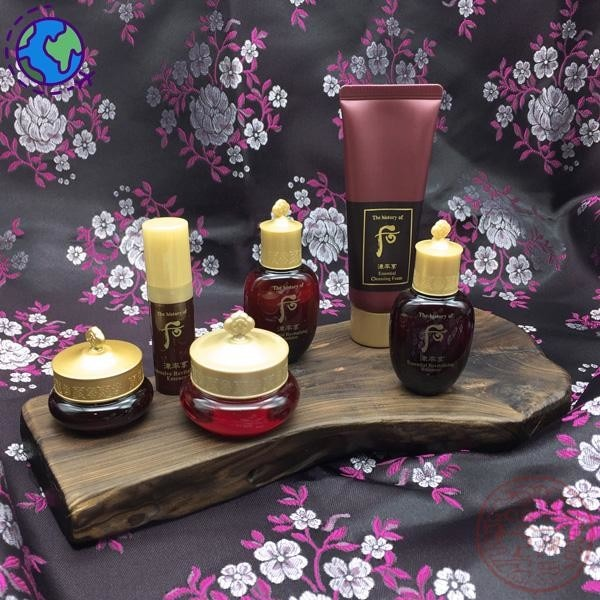 The History Of Whoo Jinyulhyang Special Gift Set 6Pcs Set