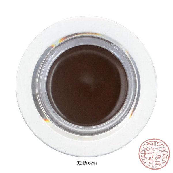 Tonymoly Back Gel Eyeliner 02 Brown Eyeliner
