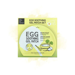 too cool for school Egg Soothing Gel Patch