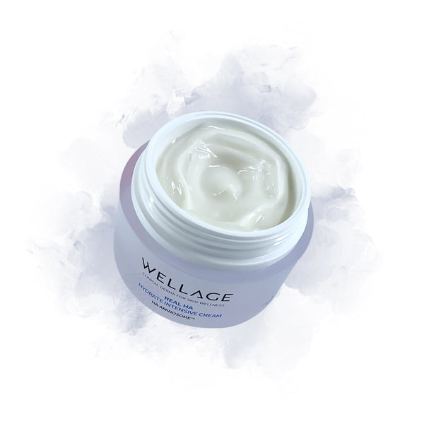 WELLAGE Real HA Hydrate Intensive Cream