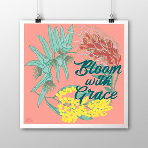 Bloom with Grace - Native Florals