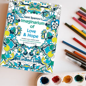 Sami Sparrow's Imaginarium of Love and Hope