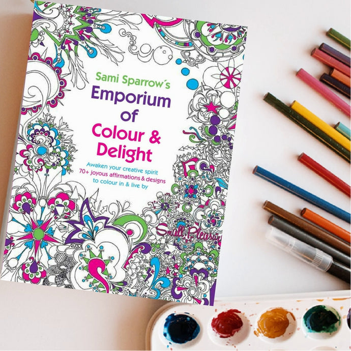Sami Sparrow's Emporium of Colour and Delight