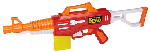 nerf walking dead abraham m16