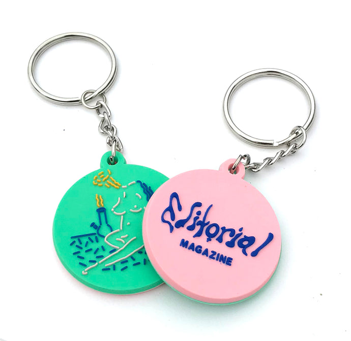 Editorial Key Chain