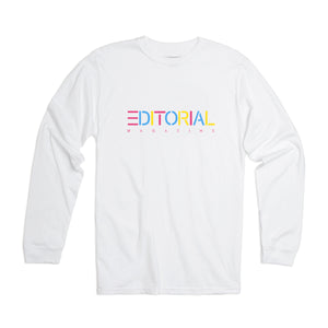 Rainbow Editorial Longsleeve
